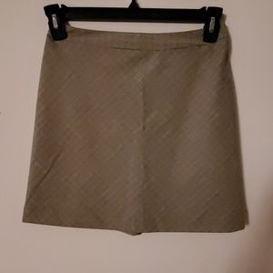 The Limited Stretch Grey/Black/White Skirt - 2
